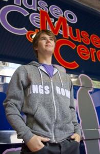 Justin Bieber tiene estatua de cera en Madrid - FAIL!!!!