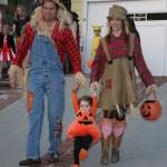 Las celebs y sus disfraces de Halloween 2011