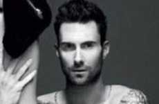 PHOTOSHOP FAIL!!! Adam Levine en Vogue Rusia