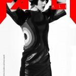Ali Lohan debuta como modelo en Fault magazine