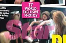 Fotos de Ashton Kutcher engañando a Demi Moore [Star Magazine]