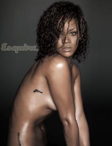 Rihanna es la Mujer Más Sexy Viva 2011 [Esquire Magazine]