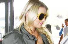 Jessica Simpson ya no oculta su panza – Baby Bump!!!
