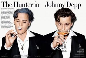 Johnny Depp se siente violado cada vez que le toman fotos