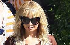 Nicole Richie y su hairstyle