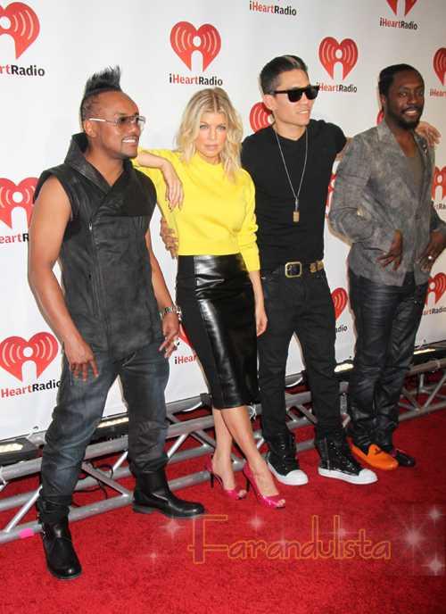 Black Eyed Peas anuncia un break