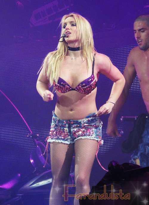 Britney Spears: Es duro motivarse para ejercitarse