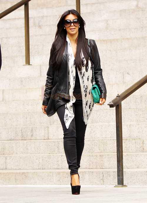 Kim Kardashian escribe a sus fans sobre su divorcio