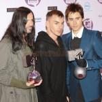 Los MTV Europe Music Awards 2011 - Ganadores