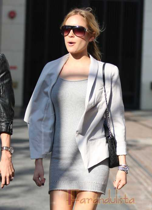 Kristin Cavallari niega romance con Scott Disick