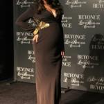 Beyonce y su panza en la presentacion de Live at Roseland