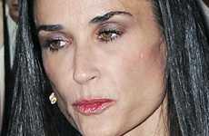 Demi Moore tambien fue infiel? Bruce al ataque?