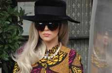 Lady Gaga orina en los cubos de basura backstages