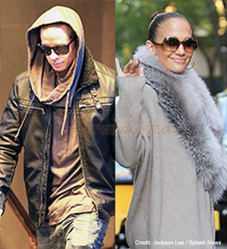 Jennifer Lopez ya tiene nuevo amor, un bailarin, Casper Smart?
