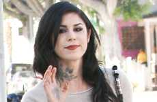 Jesse James le fue infiel a Kat Von D – Really?