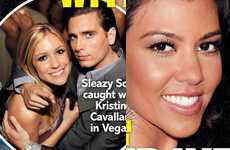 Kourtney Kardashian traicionada! Scott y su affair con Kristin