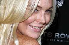 Lindsay Lohan tiene que repetir las fotos de Playboy!