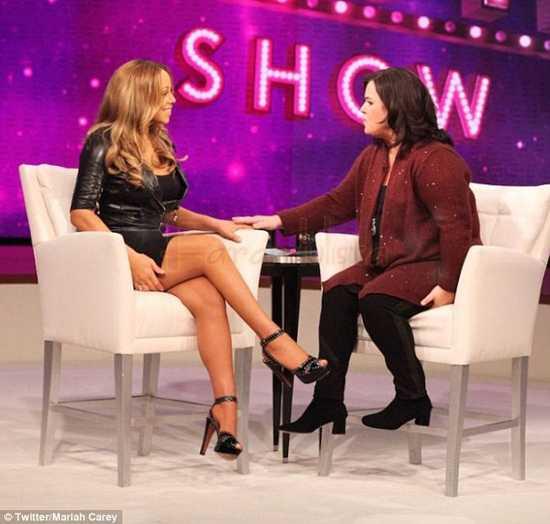 Mariah Carey muestra su nueva figura post embarazo - Perdió 30 kilos!
