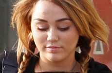 Miley Cyrus se llama a si misma marihuanera, fumona! WTF?