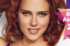Scarlett Johansson en Cosmopolitan – Photoshop Overload!