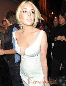 Vean la portada de Lindsay Lohan en Playboy - UPDATE!!!