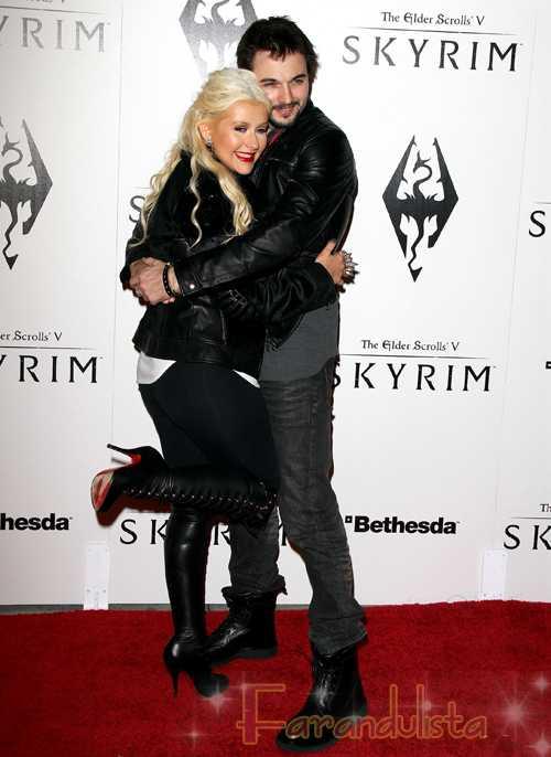 Christina Aguilera le propondrá matrimonio a Matt Rutler?