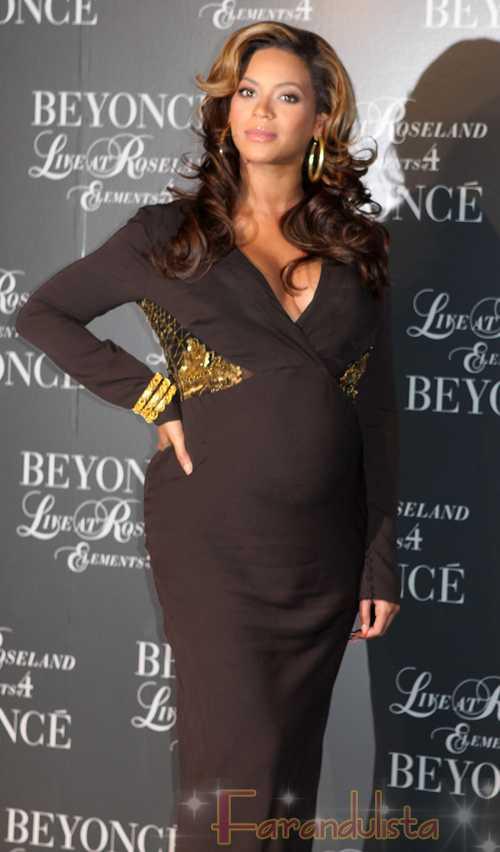 Beyonce tuvo a su hija Ivy Blue Carter - Blue Ivy Carter!