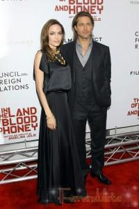 Angelina Jolie estrena su film debut y es demandada