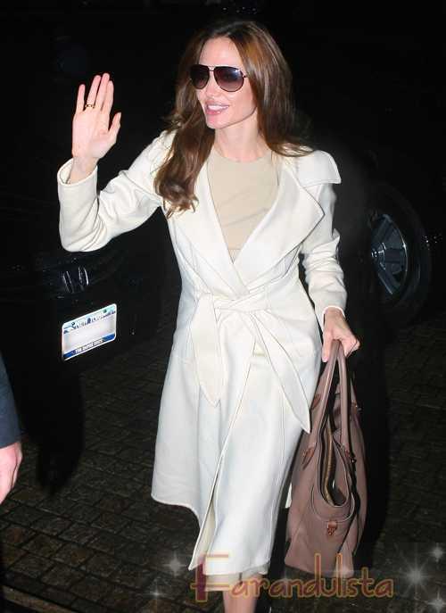 Angelina Jolie responde a la demanda en contra de su film ITLOBH