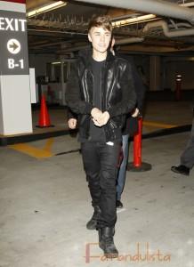 Justin Bieber obsesionado con la Mansión Playboy