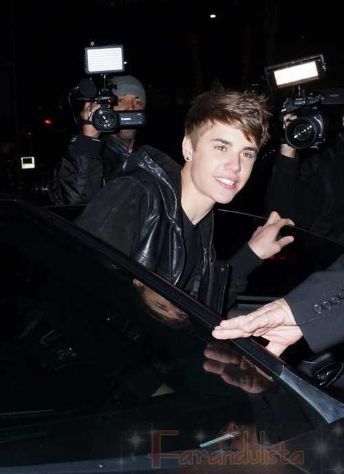 Justin Bieber le regala un auto a su BFF
