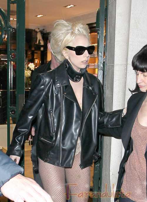 Lady Gaga es una monstruo de Jefa!!