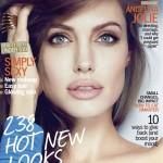 Angelina Jolie en Marie Claire magazine [Enero 2012]