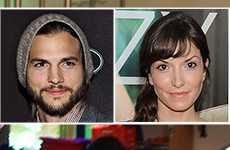 Ashton Kutcher ya tiene novia nueva? Lorene Scafaria
