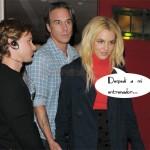 Britney despide a su entrenador - Bye bye!