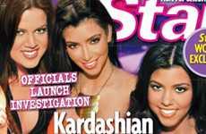 Escandalo! Las Kardashian explotan a niños obreros para su imperio? [Star]