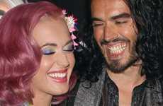 Katy Perry & Russell Brand … problemas en el paraiso?