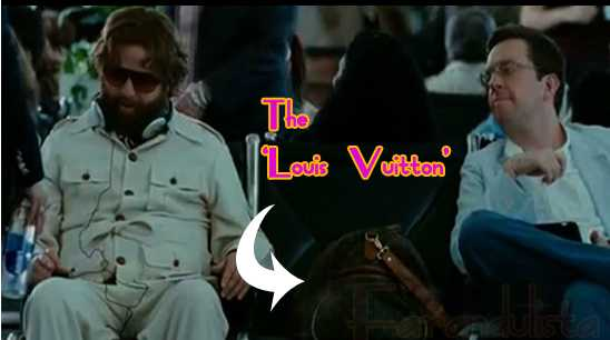 Louis Vuitton demanda a Warner Bros/Hangover II