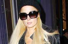 Paris Hilton se cambia el look! Por un ratito…