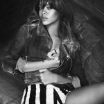 Rihanna para Armani en Lingerie y Jeans - Promos!