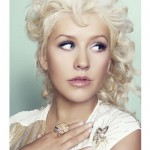 Christina Aguilera en Marie Claire - Drop Dead Diva