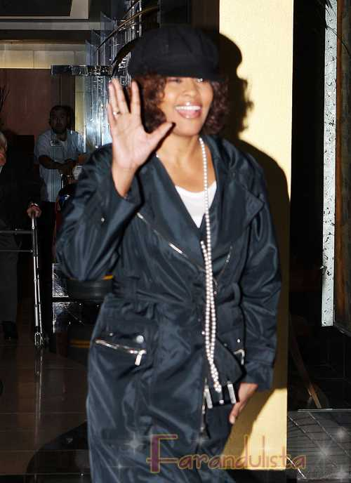 Whitney Houston en bancarrota!