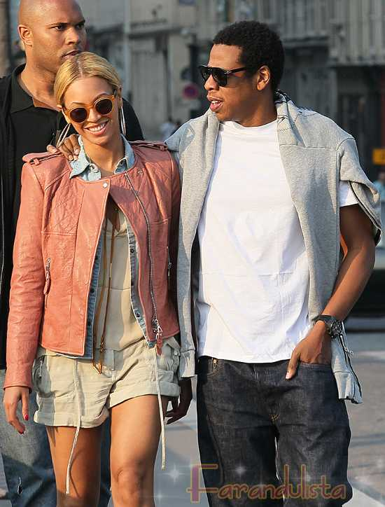 Beyonce y Jay Z nombran a Oprah la madrina de Baby Blue?