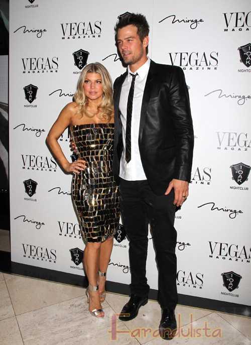 Fergie y Josh Duhamel tal vez sean padres este año