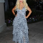 Christina Aguilera ama su cuerpo!