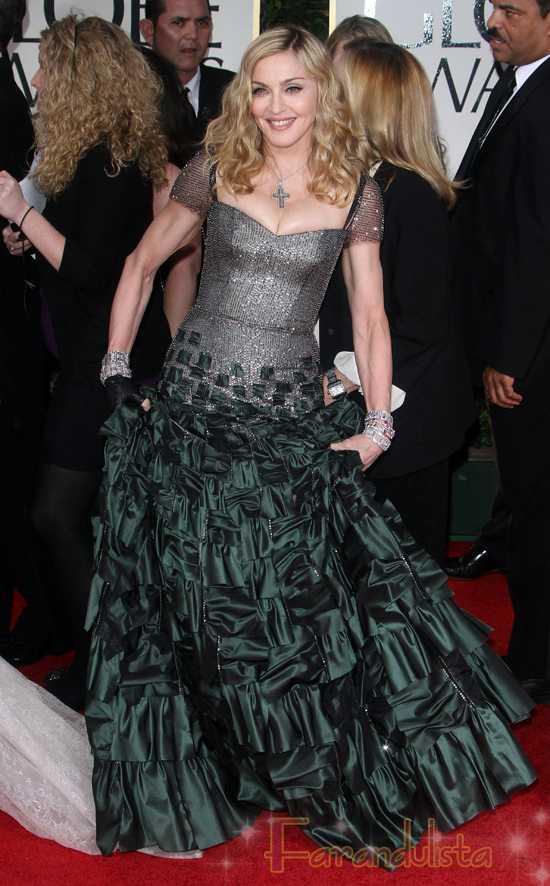 Elton John y su pareja insultan a Madonna - WTF?