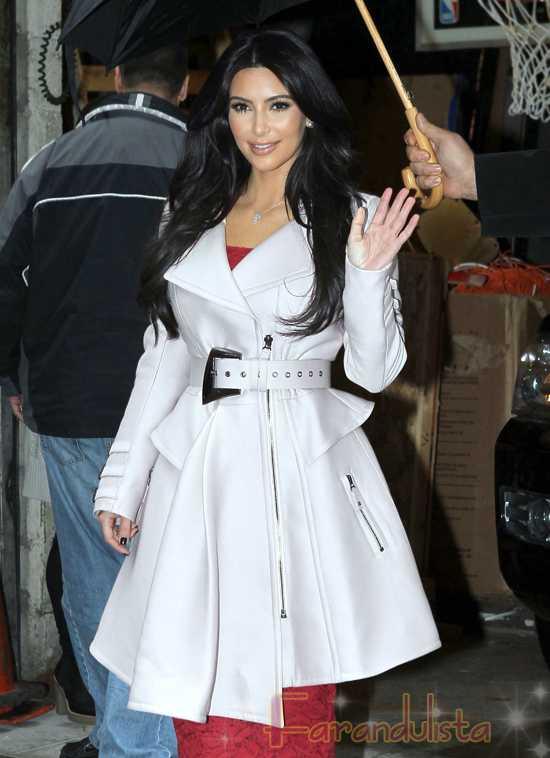 Kim Kardashian ahora es actriz - Rol en Drop Dead Diva