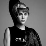 Justin Bieber en V Magazine - WTF? V lo odia!