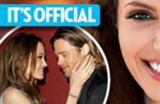 Angelina Jolie embarazada! [OK! magazine] Rumor 20137