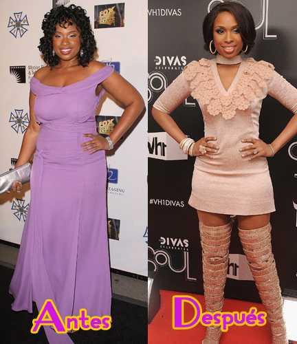 Celebridades que ganaron y perdieron peso en el 2011